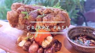 Philippine Delicacies | How to make Crispy Pata