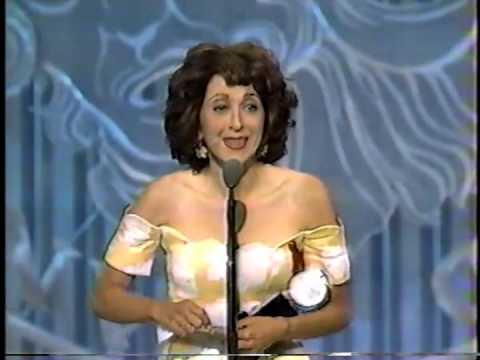 Andrea Martin wins 1993 Tony Award for Best Featured Actress in a ...
