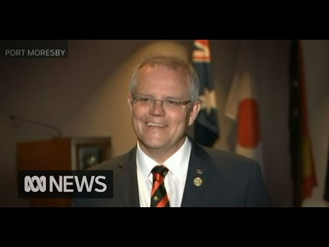 Australia to work with everybody on the advancement of the Pacific FULL SPEECH | ABC News
