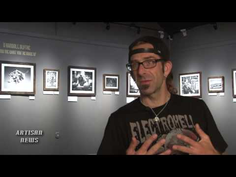RANDY BLYTHE LAMB OF GOD - COMPLETE INTERVIEW