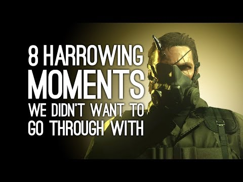 8 Harrowing Moments We Didn't Want to Go Through With