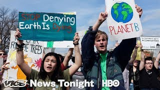 Why Teens Are Taking To The Streets To Fight Climate Change (HBO)