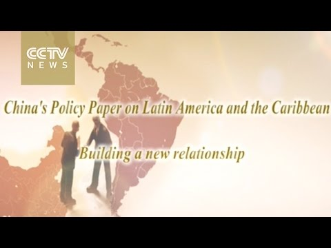 China's policy paper on Latin America and the Caribbean