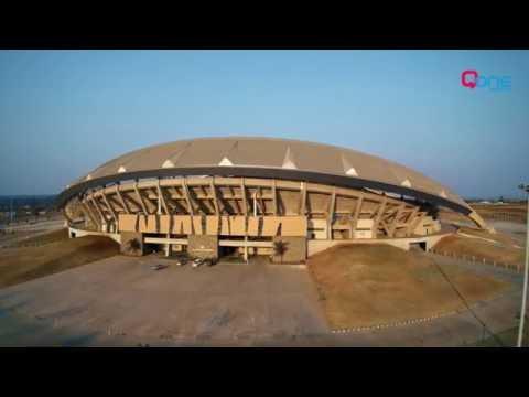 Levy Mwanawasa Stadium, Ndola Zambia