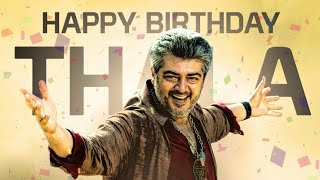 Thala Brithday Special | Fan Made Video | Remix video |  VJK CREATIONS