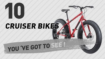 Mongoose Cruiser Bikes // New & Popular 2017