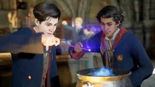 Hogwarts Legacy: Full trailer reveal (Harry Potter PS5 game)