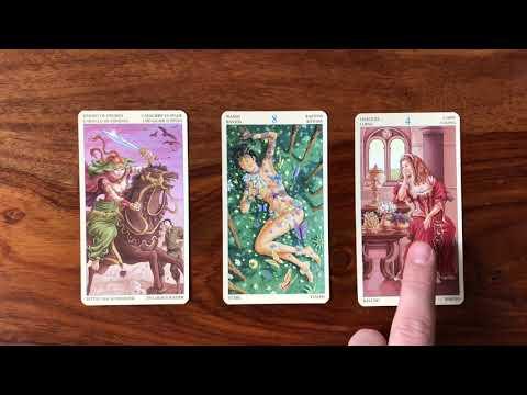 Daily Tarot Reading for 23 October 2017 | Gregory Scott Tarot
