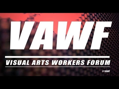 Art in the Contemporary World Podcast no. 5: Visual Arts Workers Forum 2014
