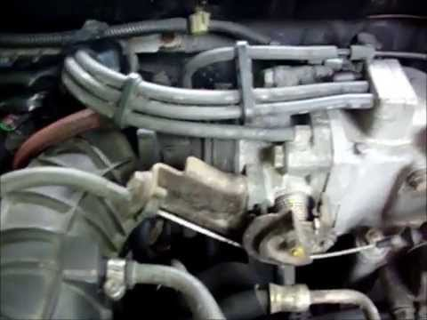 1993 Honda Accord Tps Sensor Removal Youtube