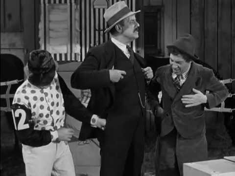 """Pickpocketing the Sheriff - The Marx Brothers in """"A Day At The Races"""""""