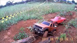 Repeat youtube video Hilux Axial SCX-10 & C-10 Venom Creeper - DF - BRASIL - TWSC