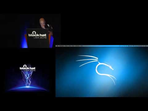 Black Hat USA 2015 - The Kali Linux Dojo Workshop #2 Kali USB Setups With Persistent Stores & LUKS N