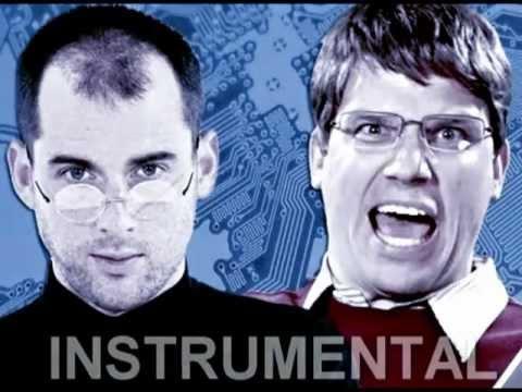 Epic Rap Battles Of History - Steve Jobs vs Bill Gates INSTRUMENTAL (Clean)