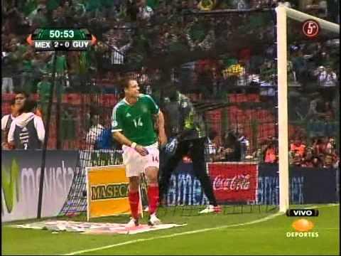 México vs Guyana 3-1