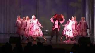 Детские танцевальные коллективы