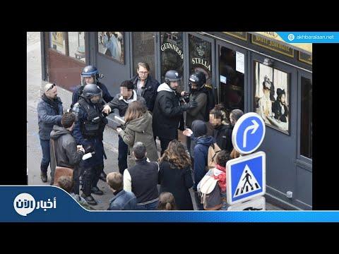 فضيحة الرئاسة الفرنسية..-مساعد لماكرون- يهاجم متظاهرين  - 15:23-2018 / 7 / 25
