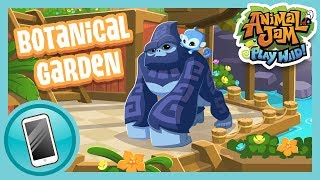 Get ready for Fall with the Botanical Garden Den in Play Wild! | Animal Jam - Play Wild