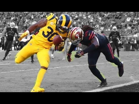 newest 9c8c5 cda31 NFL Best Color Rush Moments Of The 2017-2018 Season || HD