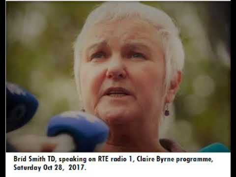 Brid Smith TD on Claire Byrne's programme: HEALTH SERVICES FACE MELTDOWN