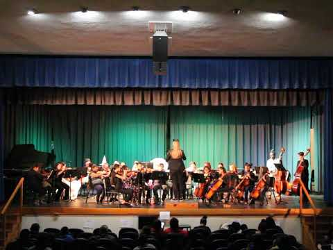 6th Grade Orchestra  Lightly Row