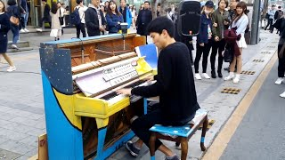 피아노 치는 이정환/게임ost로만 알리기에는 너무 아쉬운 곡