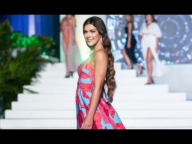 Miss Norte 2021 - Desfile Clara Castle