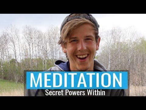 UNLOCK YOUR SECRET POWER -  🙏 MEDITATION  [ Inner World Secrets #1 🔯💡 ]