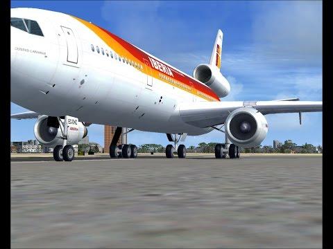 Microsoft Flight Simulator x ★ # 002 【ツ】flug von Leipzig / Halle - Barcelona ★ Let's Play