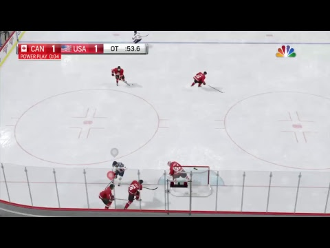 NHL 16 National play