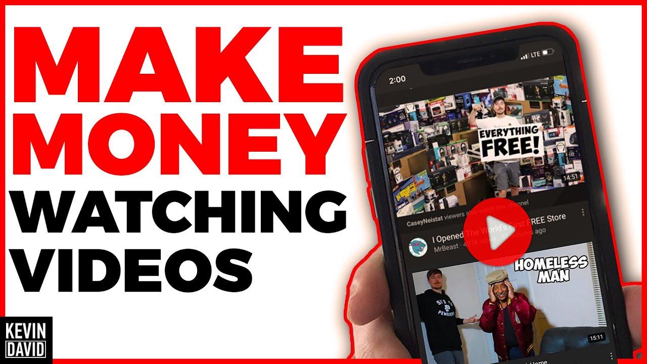 Make Money Watching Videos - Get PayPal Money in 2019 ...