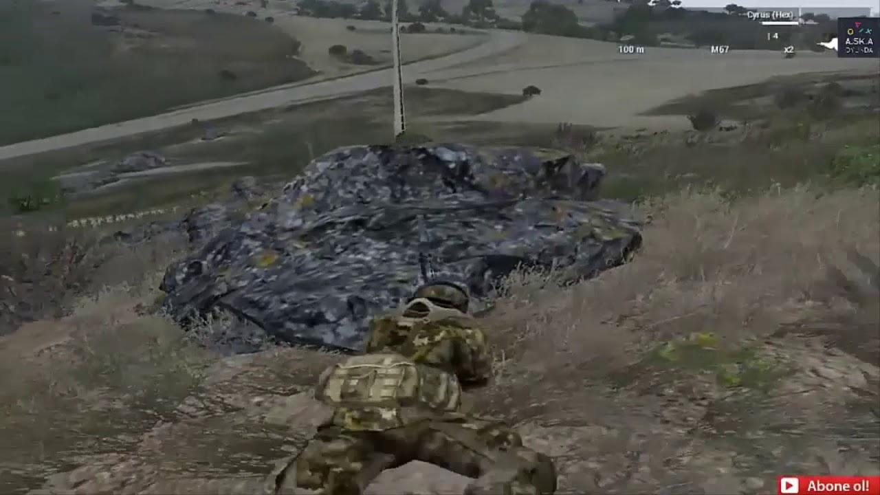 Arma 3 (sniper mod) Türkçe