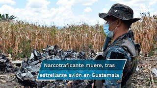 El Instituto Nacional de Ciencias Forenses de Guatemala detalló que mediante impresiones dactilares, el narcotraficante fue oficialmente identificado como Jeankarlo Alexánder Sánchez Meneses, de 26 años