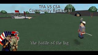 Charge of the lag! - [Roblox] CSA raid.