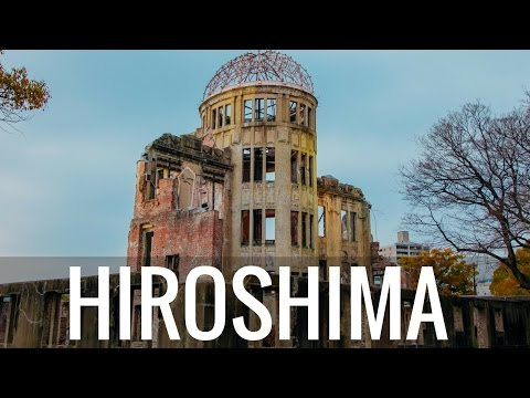 HIROSHIMA // Atomic Bomb Dome & Peace Memorial Park
