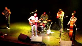 The Mountain Firework Company - You're on Your Own From Here, Kulturzentrum Schlachthof