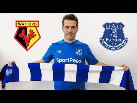 Marco Silva Appointed New Everton Manager | Watford Reaction