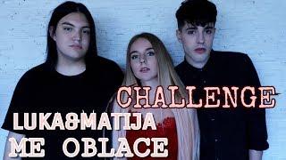 Luka&Matija me oblace | Challenge