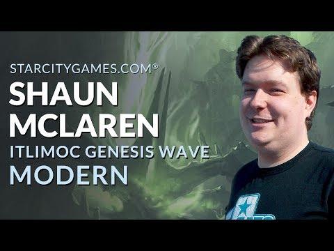 Modern: Itlimoc Genesis Wave with Shaun McLaren - Round 3