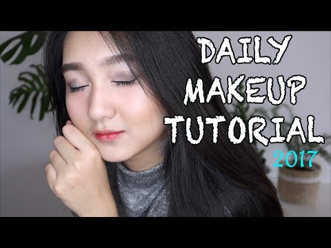 SIMPLE OFFICE MAKEUP TUTORIAL