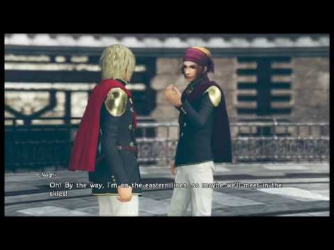 Final Fantasy Type-0 HD [PS4] [Chapter 5 ~ Strait of Judecca ~ Part 10]