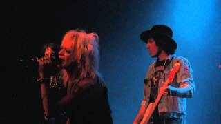"""While you were looking at me"" 7 Michael Monroe Band"