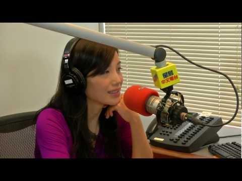 "Sing Tao Chinese Radio(國) 談笑Phone笙 專訪""紐約客@上海""導演夏偉與製片楊燕子"