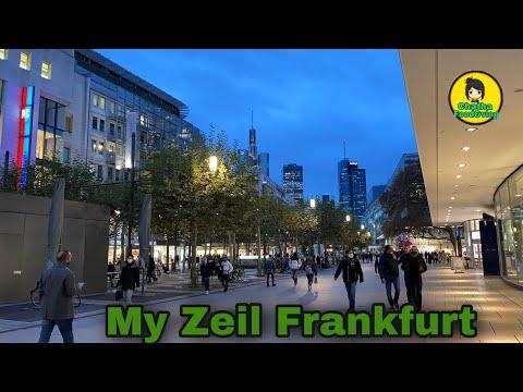 Frankfurt Main |  MyZeil Shopping Center | Einkaufszentrum MyZeil