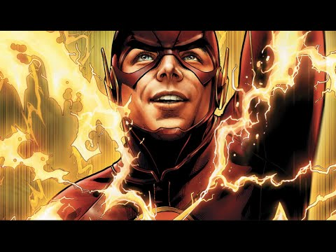 WHAT CAN ELITE LEVEL II METAHUMAN FLASH REALLY DO???