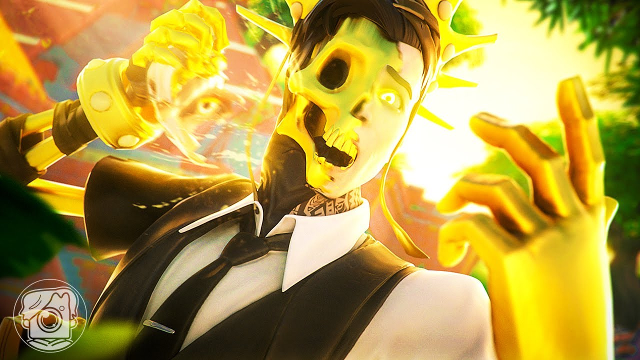 ORO ORIGIN STORY! (A Fortnite Short Film)