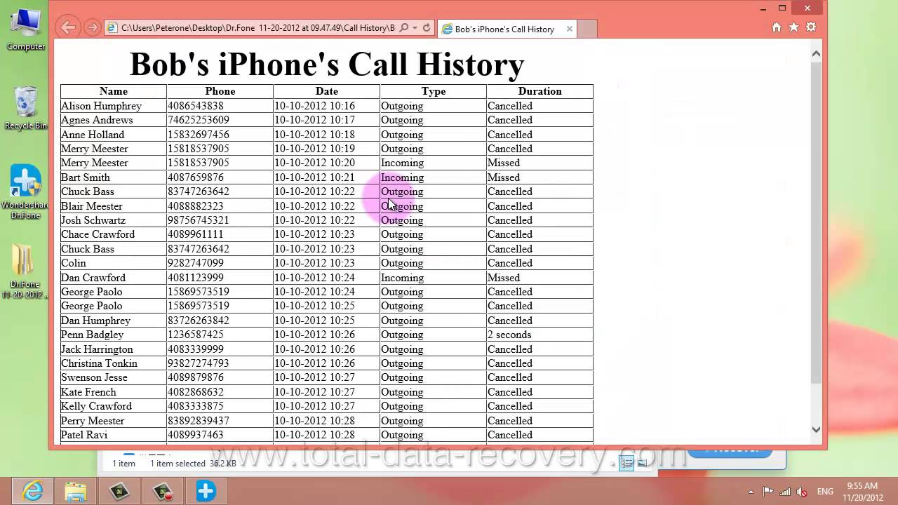how to delete data from iphone 4s
