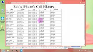 How to Recover Lost Data from iPhone 4S iTunes backup?
