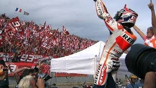 Marc Marquez 2013 MotoGP™ World Champion