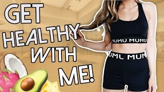 Get Healthy FAST With Me! | 30 Day Reset Challenge